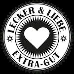 Lecker und Liebe – gesunde, fettarme, leckere ExtraWurst, ExtraBratWurst und ExtraGrillWurst Logo