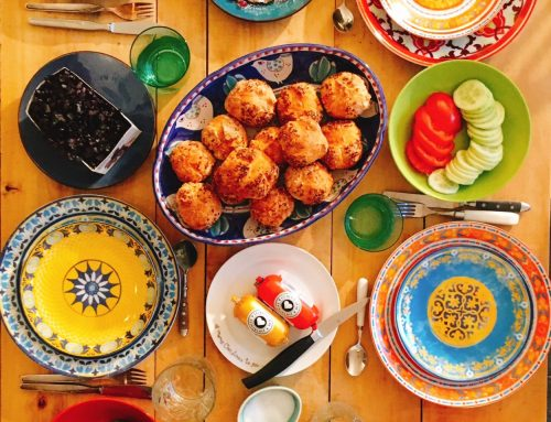 … Frühstück irgendwann am Tag …