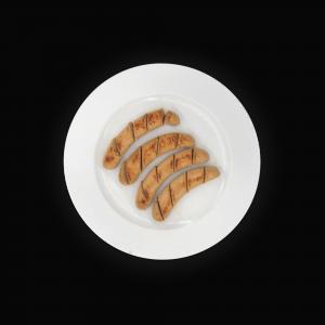 Proteinreiche Extra Mediterrane Bratwurst