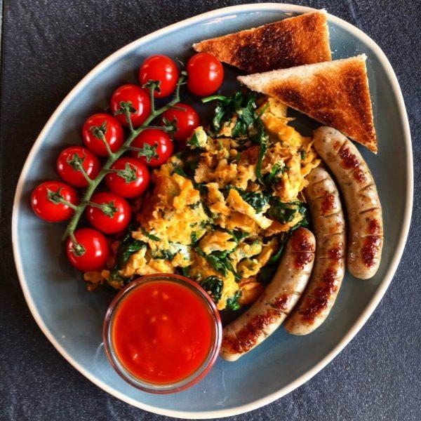 Nürnberger zum leckeren Frühstück