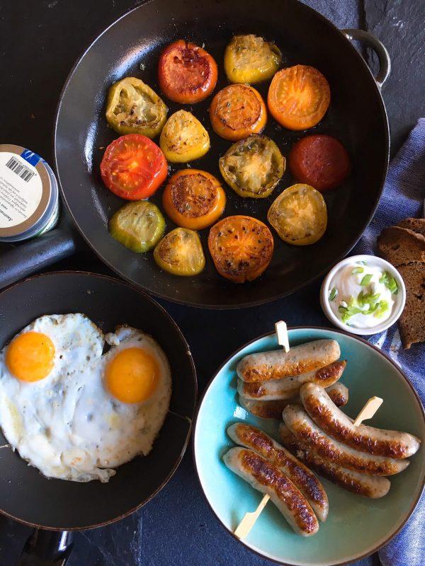 Nürnberger Würstchen als gesunde Ernährung
