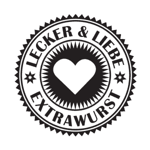 ExtraWurst Logo Lecker&Liebe